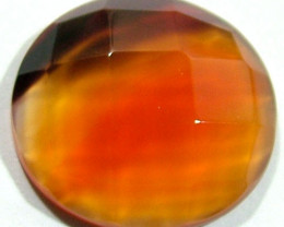 NATURAL AGATE FACETED STONE 16.10 CTS PG-711