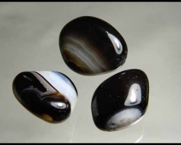 Natural Agate Bead Drilled Stone DP751