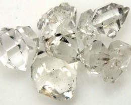 CRYSTAL QUARTZ-LIKE HERKIMER-DIAMOND 6 CTS RG-1273