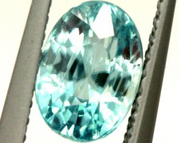 BLUE TOPAZ NATURAL FACETED 2 CTS PG-1035