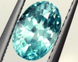 BLUE TOPAZ NATURAL FACETED 1.50 CTS PG-1041