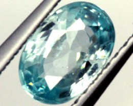 BLUE TOPAZ NATURAL FACETED 1.50 CTS  PG-1042