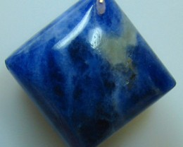 HIGH POLISHED NATURAL SODALITE FROM INDIA 5.30 CTS