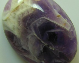 AMETHYST LACE AGATE FROM DURANGO MEXICO 12.70 CTS