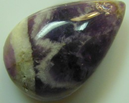 AMETHYST LACE AGATE FROM DURANGO MEXICO 7.50 CTS