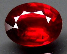 1.47 Carat Fiery VS Ruby - Pigeon Blood Beauty