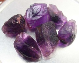NATURAL FLUORITE BEAD PARCEL  -DRILLED 165.85 CTS [MX9732]