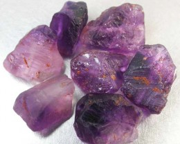 NATURAL FLUORITE BEAD PARCEL  -DRILLED 193.85 CTS [MX9747]