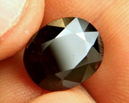 7.65 Carat, Deep Color, Elegant Spessartite