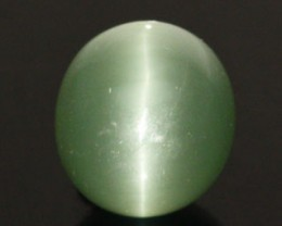 CERTIFIED  RARE CATS EYE APATITE -BURMA 2.84 CTS [S6041 ]