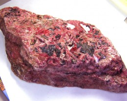 RHODHONITE COLLECTOR INVESTMENT SPECIMEN 2040G/10200CTS
