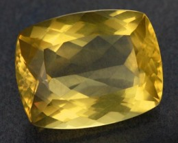 VS  LARGE -GOLD/YELLOW QUARTZ STUNNING  15.20 CTS[S6068 ]