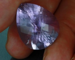 VVS  LARGE AMETHYST FROM BRAZIL 40.05 CTS [S6071 ]