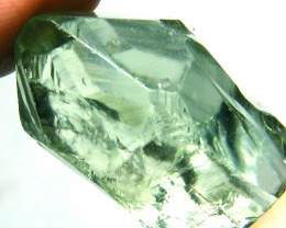 Prasiolite Rough