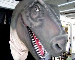 Tyrannosaurs Rex Head Only