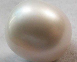 PEARL -RICE SHAPED A GRADE 10 +MM 11.40  CTS [PF2126]