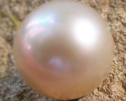 PEARL AAA GRADE -ROUND HIGH LUSTER 10 +MM  9.30 CTS [PF2148]