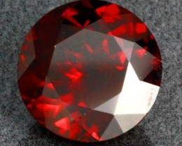 8.94CTS CERTIFIED NATURAL RED  ZIRCON VVS   [S6083]