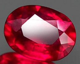 Little point in carrying items that the public will not Buy.  This gorgeous Gemstone is Glass Clarity Enhanced.  Macys, the famous New York department store carries these and makes a fortune selling them.