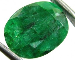 AVENTURINE FACETED EMERALD GREEN 6.83 CTS PG-707