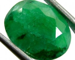 AVENTURINE FACETED EMERALD GREEN 8.94 CTS PG-709