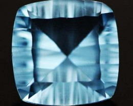 5.10 CTS VVS  SWISS BLUE  TOPAZ  FANCY CUT  STONE  [S6193]