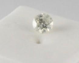 NAT-SOLITIARE- WHITE DIAMOND-7.2MM-1.52CTWSIZE-1PCS