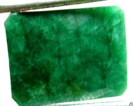 AVENTURINE FACETED EMERALD GREEN 10.50 CTS PG-692