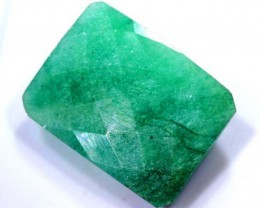 AVENTURINE FACETED EMERALD GREEN 7.50 CTS PG-690