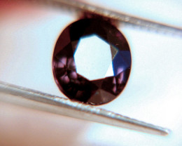 Elegant Deep Color 2.77 Carat VVS/VS Purple Spinel - Lovely