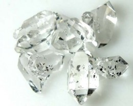 CRYSTAL QUARTZ-LIKE HERKIMER-DIAMOND 6 CTS RG-1286