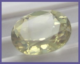SPARKLING & BRIGHT 4.78CT LABRADORITE OVAL - GORGEOUS!!