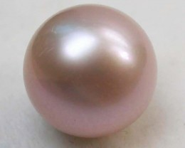 AAA GRADE ROUND PEARL  HIGH LUSTER- 9-10  MM [PF2243]