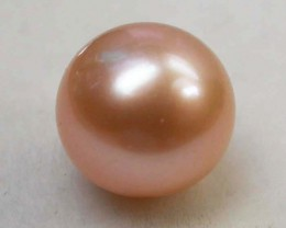 AAA GRADE ROUND PEARL  HIGH LUSTER- 9-10  MM [PF2255]