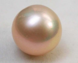 AAA GRADE ROUND PEARL  HIGH LUSTER- 10-11  MM [PF2262]