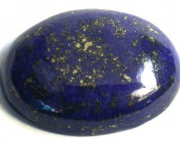 LARGE A GRADE LAPIS FROM AFGHANISTAN 35.60 CTS GW 1093