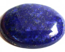 LARGE A GRADE LAPIS FROM AFGHANISTAN 57.50 CTS GW 1100