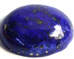 LARGE A GRADE LAPIS FROM AFGHANISTAN 46.80 CTS GW 1106