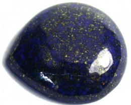 LARGE A GRADE LAPIS FROM AFGHANISTAN 53.5 CTS GW 1122