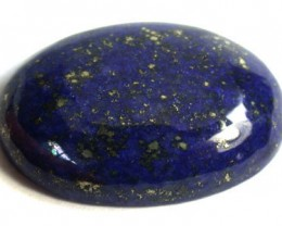 LARGE A GRADE LAPIS FROM AFGHANISTAN 51.50 CTS GW 1130