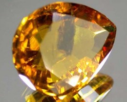 GOLDEN TOPAZ SUN GOLD FROM AFGHANISTAN 9.9 CTS GW 1265