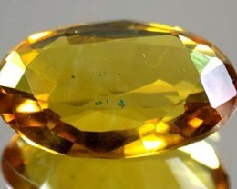 GOLDEN TOPAZ SUN GOLD FROM AFGHANISTAN 7.8 CTS GW 1295