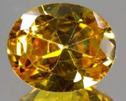 GEM GOLDEN TOPAZ SUN GOLD FROM AFGHANISTAN 6.2 CTS GW 1309