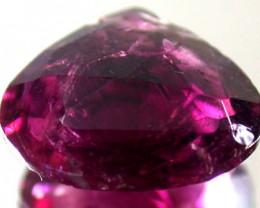 TOURMALINE BEAD TEAR DROP SHAPE 4.30 CTS GW 1566