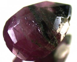 TOURMALINE BEAD TEAR DROP SHAPE 2.10 CTS GW 1588