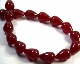 LARGE NATURAL QUARTZ BEADS 785 CARATS GW 1636