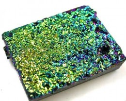 COLOURFUL DRUSSY STONE  57CTS [MGW 507 ]