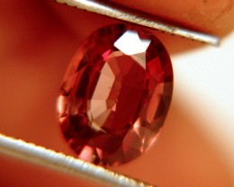 VVS1 Zircon 3.86 Carats Gorgeous Color and Hand Held Beauty