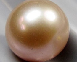 9MM     AAA CHAMPAGNE  LUSTER PEARLS 5.95 CTS  RT 107