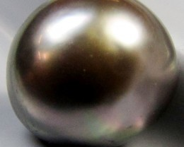 SILVER BLACK GRADED  TAHITIAN PEARL4.60   CTS  RT 27